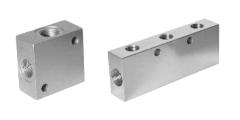 Aluminium Verteiler