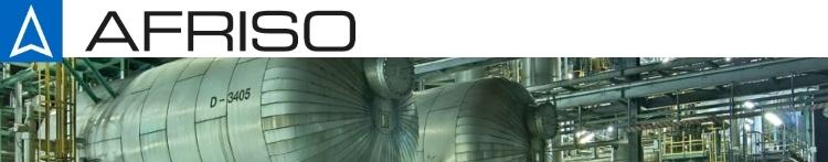 Stahl Manometer