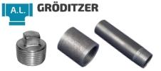 Stahlfittings und Rohrteile
