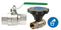 Trinkwasser DVGW/EN13828