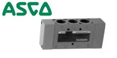 Wegeventile mit Stahlschieber-Gleitmantel-Technologie - pneumatisch betätigt - lange Lebensdauer - ASCO Numatics