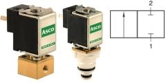 2/2-Wege Mikro-Magnetventile NC