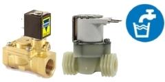 Magnetventile Trinkwasser und Vending