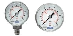 Kompaktmanometer Edelstahl