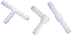 Schlauchverbinder Kunststoff